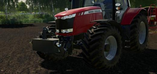 Photo of FS19 – Selfmade 800Kg Weight V2