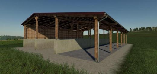 Photo of FS19 – Silo With Roof V1