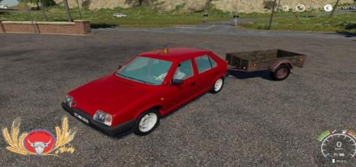 Photo of FS19 – Skoda Favorit 135L V1