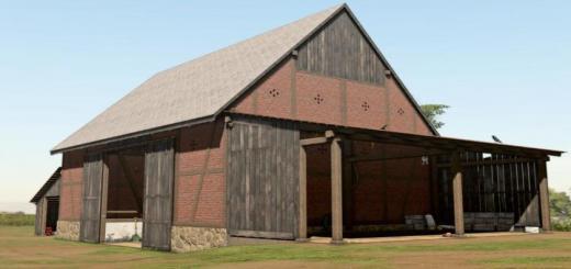 Photo of FS19 – Storage Barn V1.0.0.1