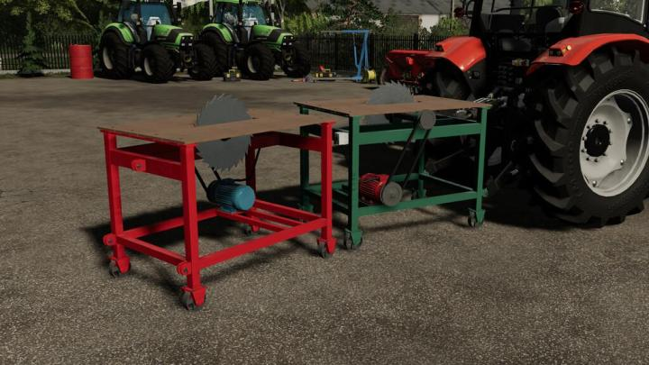 FS19 - Table Saw V1