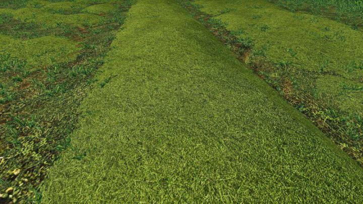 FS19 - Texture Of Straw, Hay, Grass V1