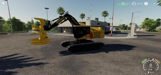 Photo of FS19 – Tigercat L870C V1