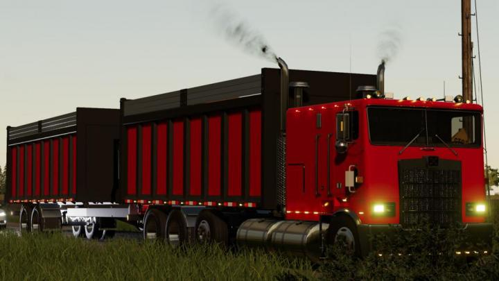 FS19 - Tlx 9000 Rigid Series V1