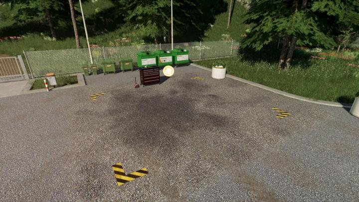 FS19 - Tooltrolley V1