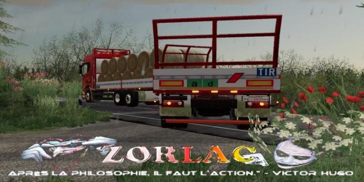 FS19 - Transports Trailer V2