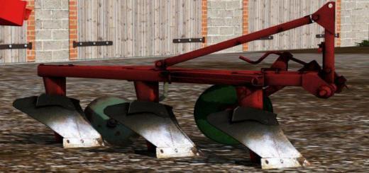 Photo of FS19 – Unia 3 Plough V1