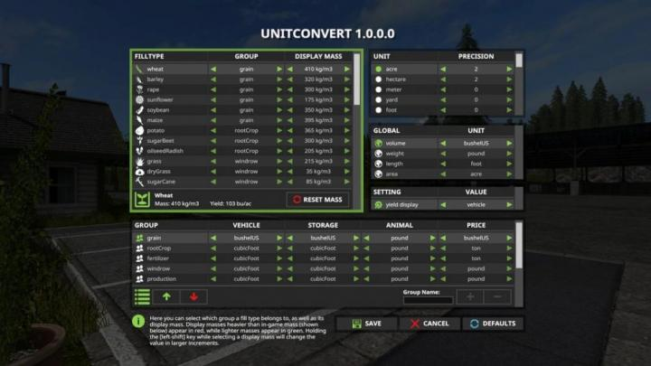 FS19 - Unit Covert V1