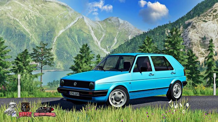 FS19 - Volkswagen Golf Gl 1983 V1