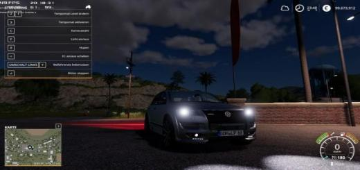 Photo of FS19 – Volkswagen Touareg With Simple Ic V1.0.0.3