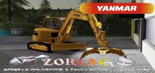 Photo of FS19 – Yanmar Vio50 V2.0.1.5