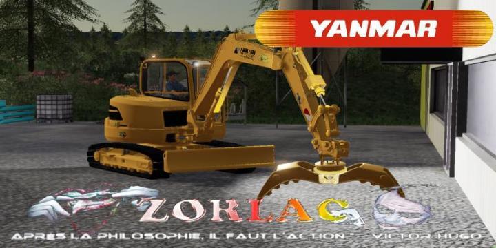 FS19 - Yanmar Vio50 V2.0.1.5
