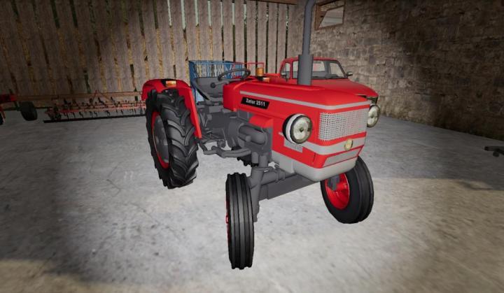 FS19 - Zetor 2511 V1