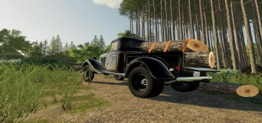 Photo of FS19 – 1935 Ford Truck Dually V1