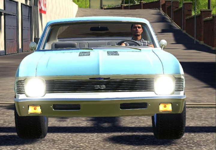 FS19 - 1970 Chevrolet Nova Ss V1