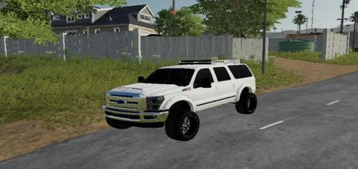 Photo of FS19 – 2011 Ford Excursion V1