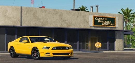 Photo of FS19 – 2013-2014 S197 Mustang V1.0