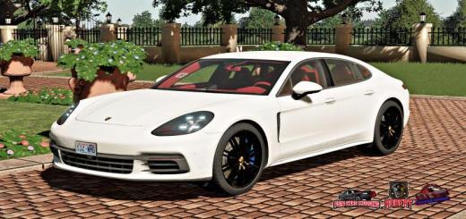 Photo of FS19 – 2020 Porsche Panamera 4S V1