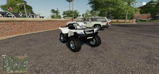 Photo of FS19 – 2021 Honda Rubicon 520 V1