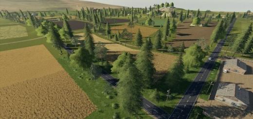 Photo of FS19 – Almosta Farm Map V1.1