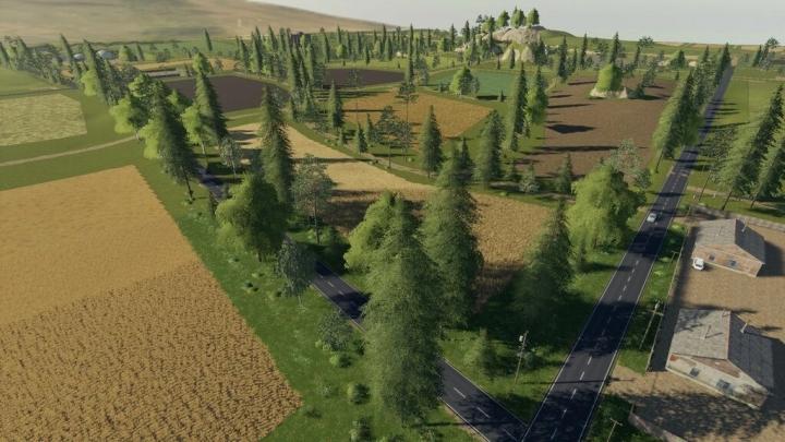 FS19 - Almosta Farm Map V1.1