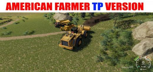 Photo of FS19 – American  Farmer Tp Edition V1
