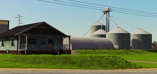 Photo of FS19 – American Farmhouse V1.0