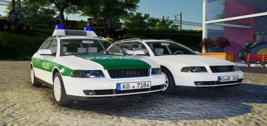 Photo of FS19 – Audi A4 B5 1999 V1