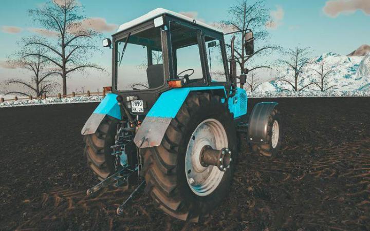 FS19 - Belarus 1221.3 Tractor V2