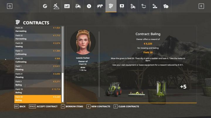 FS19 - Better Contracts V1.1