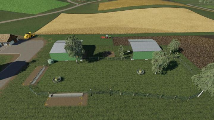 FS19 - Big Sheep Shed V1.0.2.0