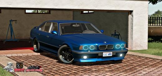 Photo of FS19 – Bmw M5 E34 1995 V1