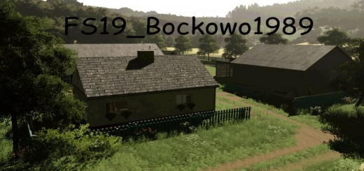 Photo of FS19 – Bockowo 1989 Map V1