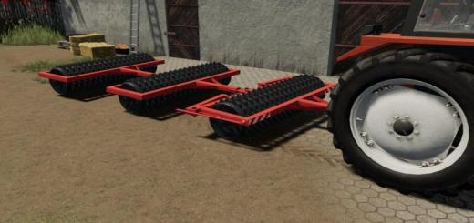 Photo of FS19 – Cambridge Rollers Pack V1