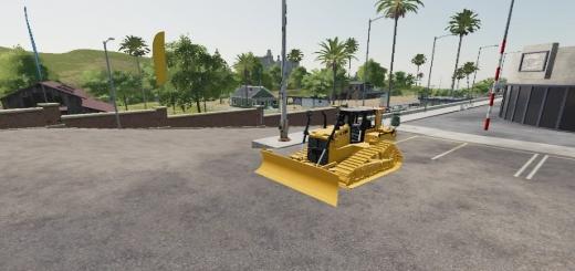 Photo of FS19 – Caterpillar D6T V1.0