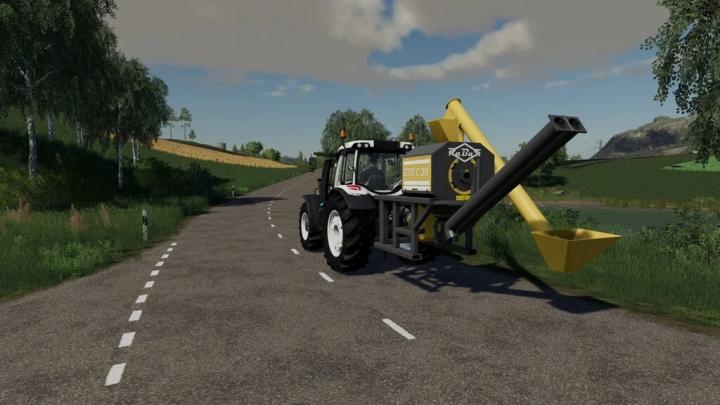 FS19 - Cereales Mill V1
