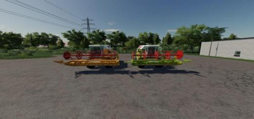 Photo of FS19 – Claas Dominator 106 V1