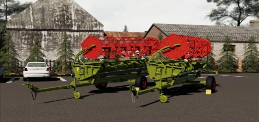 Photo of FS19 – Claas Dominator Vx 98 V1