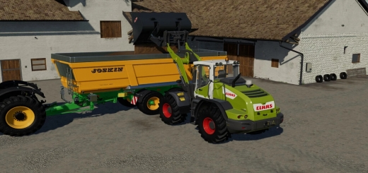 Photo of FS19 – Claas Torion 1177-1511 V1