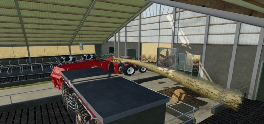 Photo of FS19 – Cowshed 3+3 V1.0