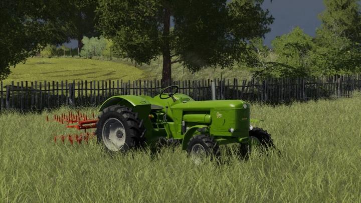 FS19 - Deutz D80 V1.1