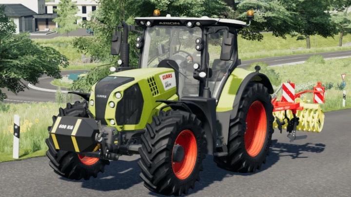 FS19 - Eigenbau Kompaktgewicht 600Kg V1