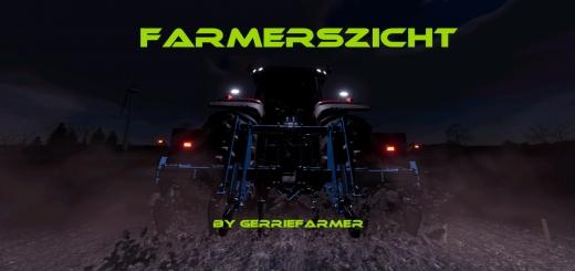Photo of FS19 – Farmerszicht Map V1.0