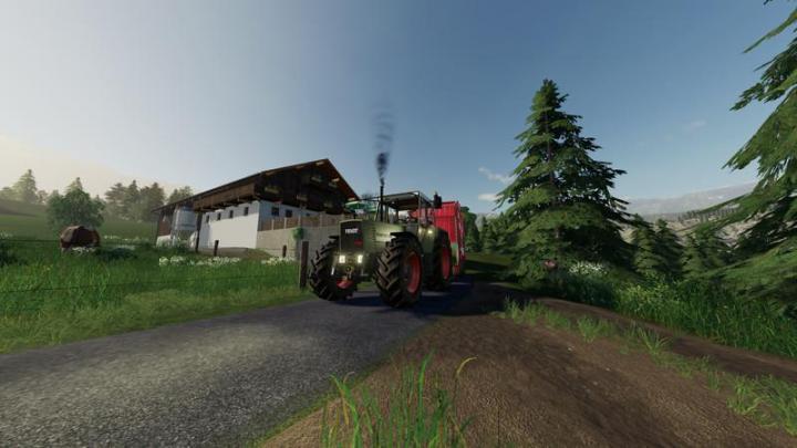 FS19 - Fendt Farmer 310-312 Lsa Turbomatik V1.4.2