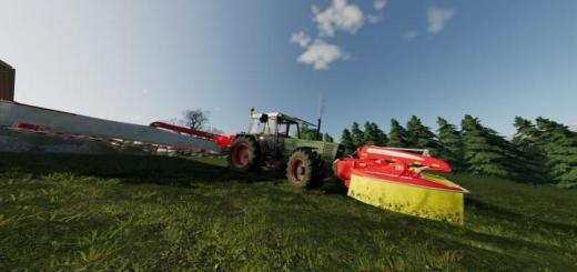 Photo of FS19 – Fendt Farmer 310-312 Lsa Turbomatik V1.4.4