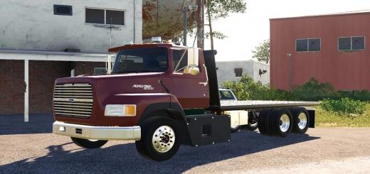 Photo of FS19 – Ford Aeromax L9000 Grain Truck V1.0