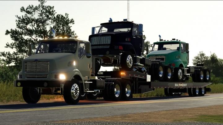 FS19 - Ford Louisville V1