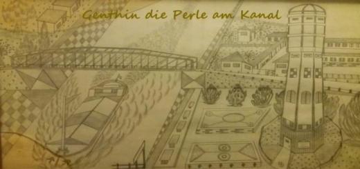 Photo of FS19 – Genthin Die Perle Am Kanal Map V1