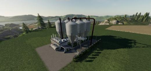 Photo of FS19 – Grain Drying V1.0.0.4