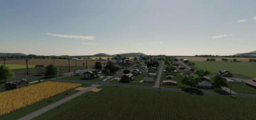Photo of FS19 – Griffin Indiana 19 Map V1.1.1